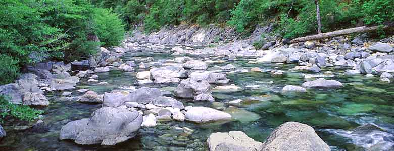 National Wild and Scenic Chetco River—a world class wild salmon and steelhead stream
