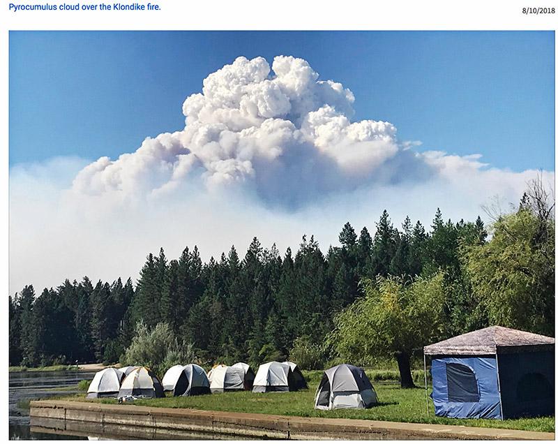 Klondike Fire
